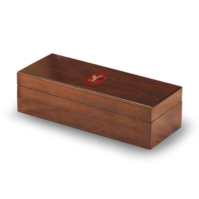 Box for Gavel Scottish Rite. Gift Freemasonry