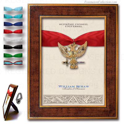 Scottish Rite Masonic Award