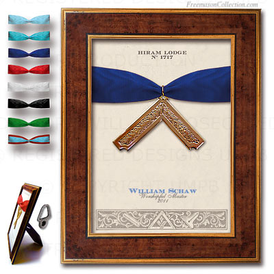 Worshipful Master Masonic Award