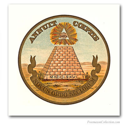 Great Seal Masonic