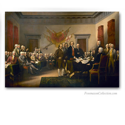 Founding Fathers. Founding Independence.