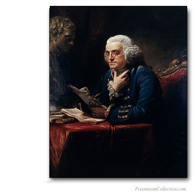 Benjamin Franklin Freemason