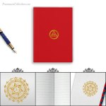 Notebook masonic. Freemason Gift