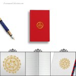 Pocket Notebook masonic. Freemason Gift