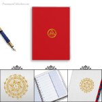 Address Book masonic. Freemason Gift