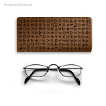 Eyeglass Case masonic. Freemason Gift