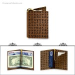Wallet masonic. Freemason Gift