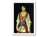 English Royal Arch Freemason Woman. Famous Freemasons. Freemasonry