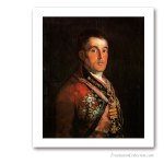 Brother Wellington by Goya. Famous Freemasons. Freemasonry