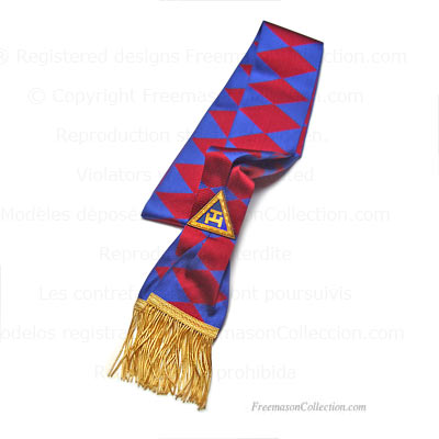 Royal Arch Supreme Grand Chapter Regalia