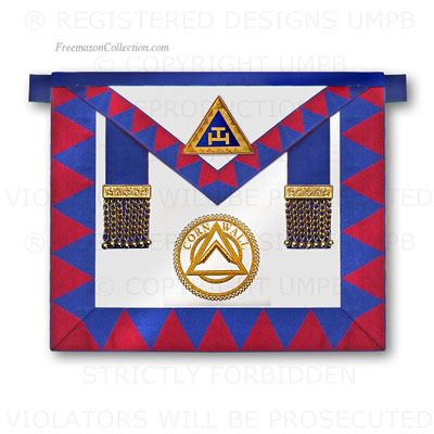 Royal Arch Provincial Apron - Royal Arch Regalia