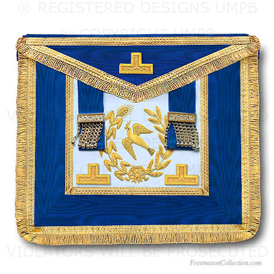'Grand Lodge Officer Apron