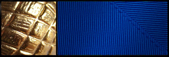 Grand Lodge Collar - Undress - Moire