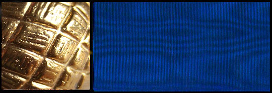 Grand Lodge Collar - Undress - Moire Moire