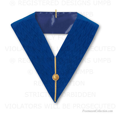 'Grand Lodge Officer Collar