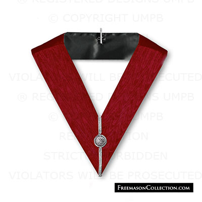 Craft Provincial Grand Steward Collar - Active Rank