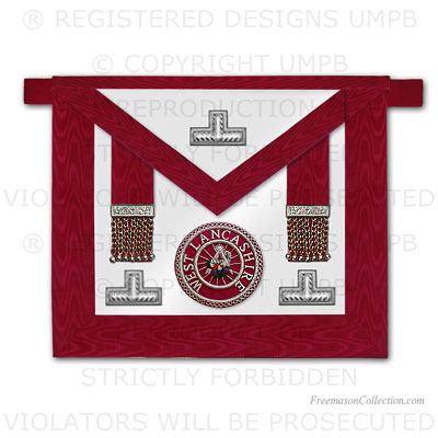 Craft Provincial Grand Steward Apron - Taus