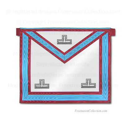 Mark Worshipful Master Apron - Mark Regalia