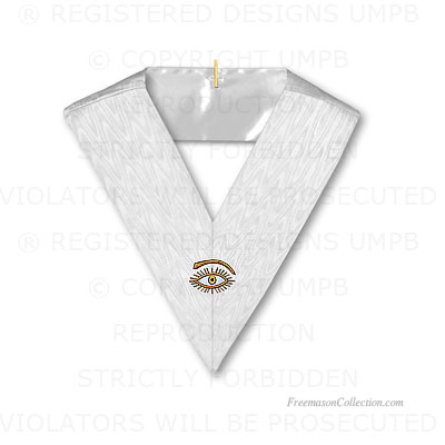 '28° Degree Collar- Scottish Rite Regalia