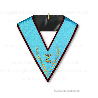 '4° Degree Collar- Scottish Rite Regalia