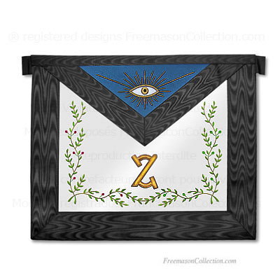 '4° Degree Apron- Scottish Rite Regalia