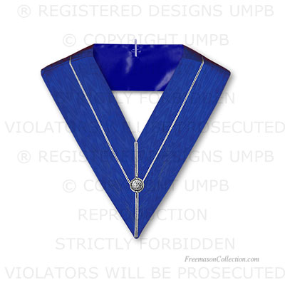 Blue Lodge Past Master Collar