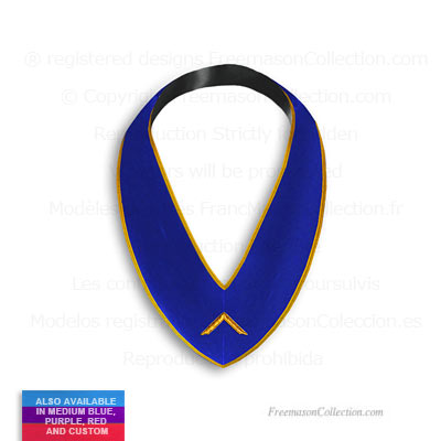 Blue Lodge Master Mason Collar  - Blue Lodge Regalia