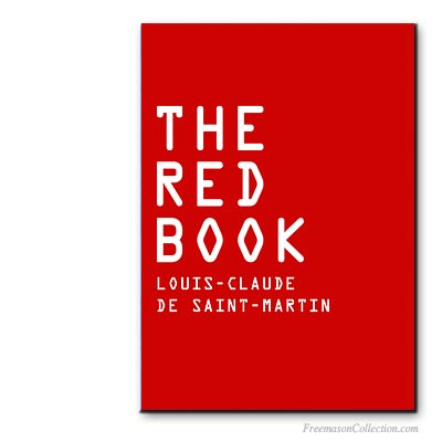 The Red Book. Louis-Claude de Saint-Martin