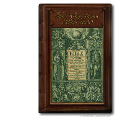 THE referral Bible. Used by the founders of our Freemasonry. .