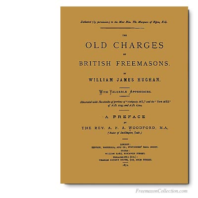 The Old Charges of the British Freemasons