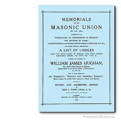 Memorial of the Masonic Union