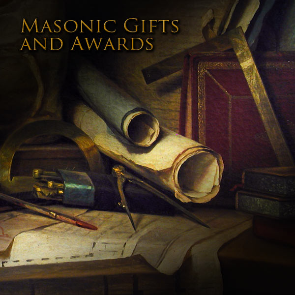 MASONIC GIFTS AND ITEMS - FREEMASONRY