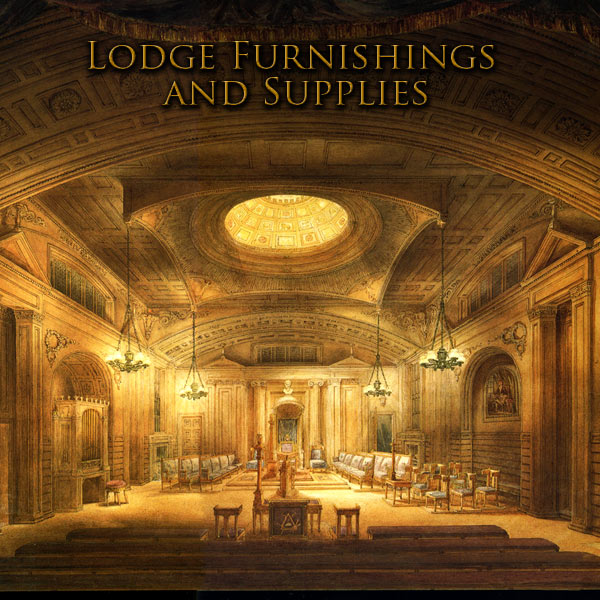 MASONIC FURNISHINGS - FREEMASONRY