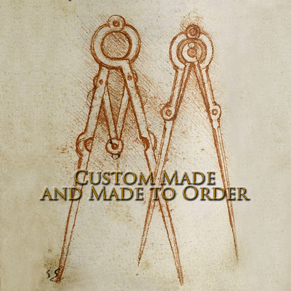 CUSTOM AND MADE TO ORDER - FREEMASONRY