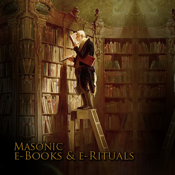 MASONIC RITUALS AND BOOKS - FREEMASONRY